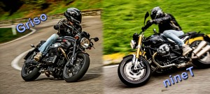 Griso vs nineT Aldo's version