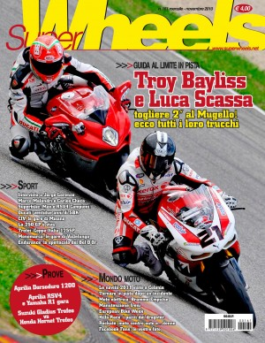 IN EDICOLA SUPER WHEELS N. 161, novembre 2010