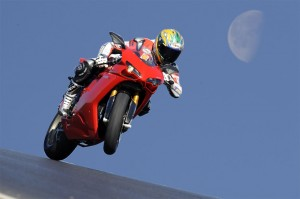 Troy Bayliss in Italia a Marzo