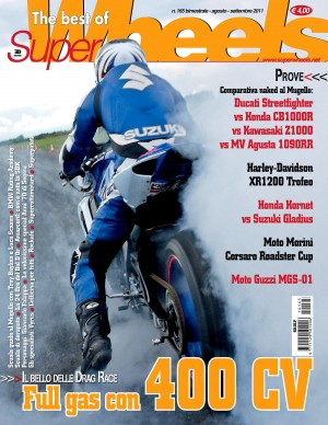 Super Wheels 165, agosto-settembre 2011